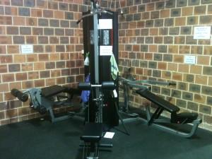 Strength Equipment Weight Loss
