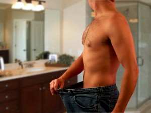 Weight Loss for blokes. Men lose weight easier at Erina