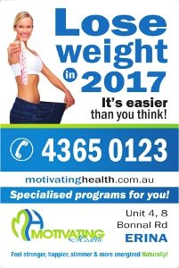 Weight Loss, Erina, Central Coast, NSW
