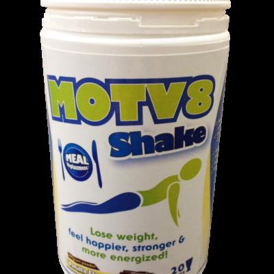 Motv8 Shake Vanilla