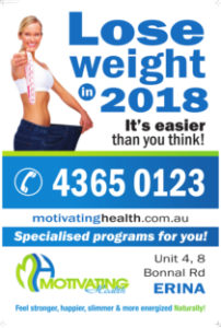 Weight Loss, Erina, Central Coast