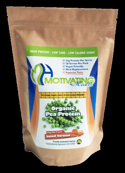Pea Protein for Vegans